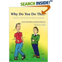 Tourettes Book - Why do you do that?