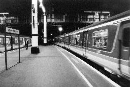 train and platform